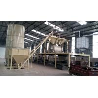 Fireproof Composite Insulation Wall Panel Forming Machine , Sandwich Wall Panel Machine Manufactures