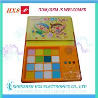 Quality Eco-friendly Hot Selling 16 Buttons Music Book for sale