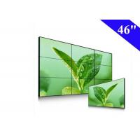 46 inch video wall with 5.3mm bezel screen lcd video wall for advertising Manufactures