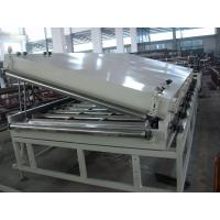 China PC Transparent Waving Corrugated Roof Sheet Extrusion Machine 1130mm Width on sale
