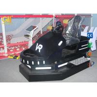 DP E3 Helmet Virtual Reality Simulator Attractive And Cool Car Appearance Manufactures