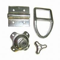 Precision Metal Parts for Machine Fitting, Acceptes Customized Designs Manufactures