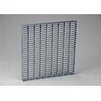Safety Serrated Black Metal Grate Structural Grating Q235 Q345 S275 Grade Manufactures