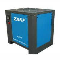Industrial 10HP Economical Air Cooling Compressor Screw Air Compressor With 7.5KW Belt Manufactures