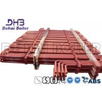 Device Super Heater Coil Convert Saturated Steam To Superheated Steam Manufactures