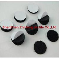Die Cutting Self Adhesive Hook And Loop Fasteners With Customized Dimension Manufactures
