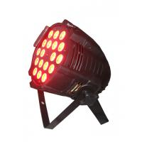 RGBWA UV 6 In 1 DMX Indoor Led Par Light For Stage Show / Events Lighting Manufactures