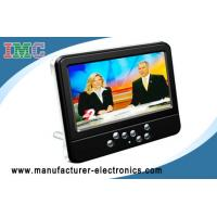 Portable DVD player with TV turner(T105TV) Manufactures