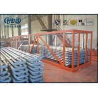 Heat Efficiency Improving Boiler Parts Superheater Coils , ASME Standard Manufactures