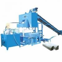 SY-3000 Full Automatic Hydranlic Curb Forming Machine Manufactures
