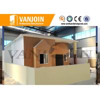 Anti - earthquake Modern Prefab Houses Fast Construction Modular Steel Structure Villa Houses Manufactures