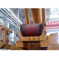 Nonstandard Enginner High Speed Electric Winch 1-5 Ton Load Size Customized Manufactures