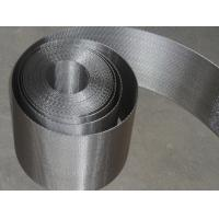 AISI 304 Stainless Steel Extruder Screen Mesh Continuous Filter Mesh Belt Manufactures
