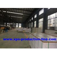 Closed Cell Structure PVC Foam Sheet Low Water Absorption Values For Exhibition Stands Manufactures
