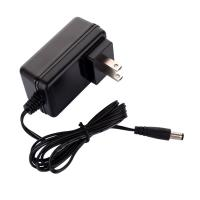 Quality US Plug Wall Charger 24V1A AC Adaptor For LCD Monitor / Spy Camera for sale