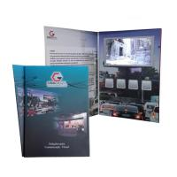 High End LCD Gift Card Mailer LCD Screen Festival Video Player with magnetic switch Manufactures