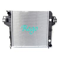 OEM No.52080118AA Jeep Liberty Automobile Cooling Aluminum Radiator Replacement Manufactures