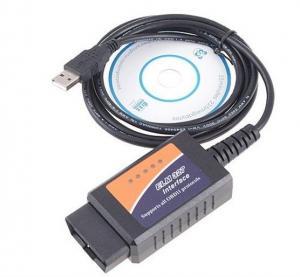 Obd2 Scanner software Elm Obd Interface  , OBDII for ELM322 by David Huffman Manufactures