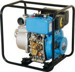 6.5 HP Diesel Water Pump , 4 Stroke TW178 WP30D 3 Inch Diesel Water Transfer Pumps Manufactures