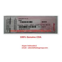 Newest! 100% Genuine COA for Win 7 Pro OA Dell pink x16 label Microsoft Windows product key sticker Manufactures