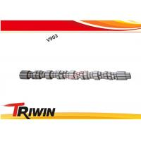 Alloy steel Forged Cummins V903 Diesel Engine Camshaft 199180 Manufactures