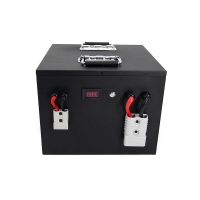 Panasonic 24V 100Ah 2400Wh Lithium Battery Pack Manufactures