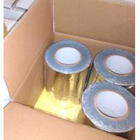 Strong Adhesion Butyl Rubber Adhesive Tape Colorful Aluminium Foil Flashing Tape Manufactures