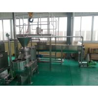 Efficient Industrial Peanut Butter Making Machine Peanut Butter Grinder Easy To Use Manufactures