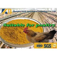 China Direct Additive Grower Finisher Chicken Feed / Meat Chicken Feed 65% Protein Content on sale