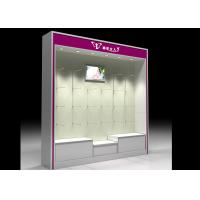 Fashionable Retail Clothing Racks Customized Color For Women Underwear Shop Manufactures