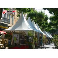 Deluxe Steel Frame Big Festival Tents , Diameter 12M Commercial Event Tents Manufactures