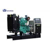 High Efficiency Standby 30kVA Three Phase Diesel Generator Set Power By Cummins Manufactures