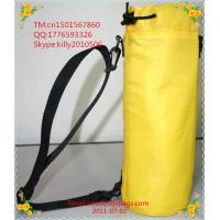 China fashion design polyester wine bottle cooler cover on sale