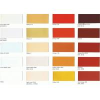 Environmental Friendly Polyester Pigment Paste , Synthetic Inorganic Pigments For Low VOC Formula System Manufactures