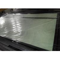 Quartz stone pva mold-release film pasted on the rubber mold with specific glue Manufactures