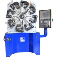 Three Axes CNC Spring Machine Spring Forming Machine With Link Rocker Design Manufactures