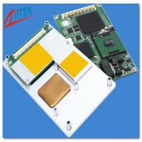 Soft Thermally Conductive Electrical Insulator Memory Modules High Temperature 1.3W/MK Manufactures