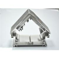 6463 T5 Long Industrial Standard Aluminium Extrusion Profiles For Building Manufactures