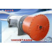 Stainless Steel Industrial Electric Heater Customized Working Pressure Manufactures