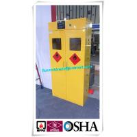 Flammable Liquid Storage Cabinet, fireproof safety storage cabinets, yellow cabinetst