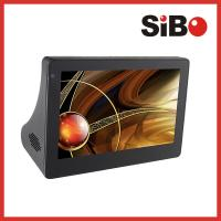 China Restaurant Ordering SIP Stack Free Standing tablet with LED light indicator on sale