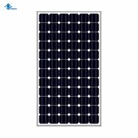 200W Polycrystalline Solar Panel 72 Battery With Anodized Aluminum Frame Manufactures