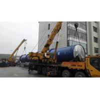 Steam curing 2*31M or customized Sand high pressure autoclaves for hollow Block Brick Manufactures