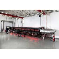UL910 Fire Test Chamber , Wire Cable Flame Transmission And Smoke Test Horizontal Tunnel Furnace Nfpa 262 Manufactures