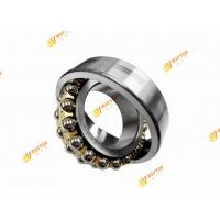 0.403Kg Double Row Locate Ball Bearing , Low Friction Cylindrical Ball Bearing Manufactures