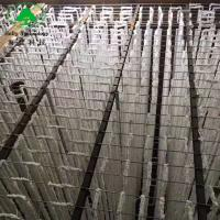 Biofilm Carrier Cord Bio Filter Media , MBBR Filter Media For Fish Farm Water Water Manufactures