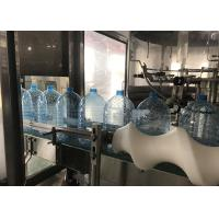 CE Automatic 5 Gallon Water Filling Machine Mineral Drink Water Barrel Packaging Manufactures