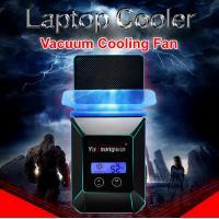 Yuesong V5 Air Extracting Laptop Cooler with Vacuum Fan - LCD Display, Wind Control Manufactures