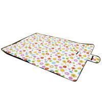 OEM Recycled  Waterproof Picnic Mat Customized Color For All Seasons Manufactures