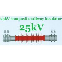 ANSI High Voltage Train Insulators Composite For Electrified Railways Manufactures